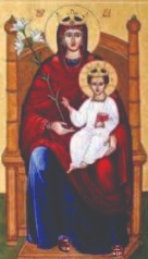 Saint Marry of Walsingham IAL Patrona